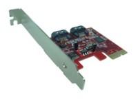 Lycom SATA 6Gbps 2Ports int ,LP
