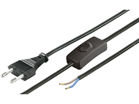 MicroConnect Euro Male to Loose Cable Ends