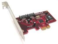 Lycom PCIe SATA II Int. 2port