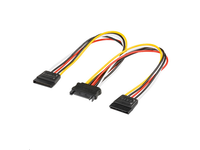 MicroConnect PC Y-Power supply cable