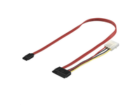 MicroConnect SATA data + power adaptor