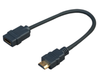 VivoLink Pro HDMI - HDMI- F 0,2m