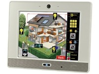 """IEI 12,1\"""" TFT INWALL PC M/TOUCH RE"""
