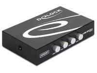 Delock USB-Switch 4PCs-> 1USB