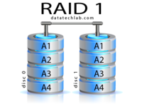 Ernitec RAID 1 settings