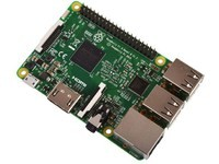 Raspberry Pi Pi 3 Model B 1,2Ghz QC A53 CPU
