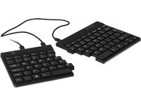 R-Go Tools Split Keyboard, (UK), black