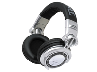 Panasonic DH1250 DJ Over-ear, Silver