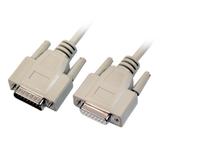 MicroConnect DSUB15-DSUB15  1m M-F