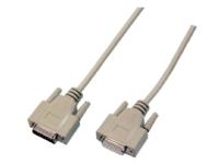 MicroConnect DSUB15-DSUB15  10m M-F