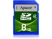 Apacer SDHC Class4 8GB