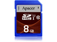 Apacer SDHC UHS-I Class10 8GB