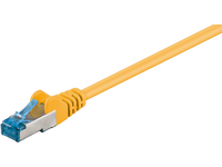 MicroConnect S/FTP CAT6A 1M Yellow LSZH