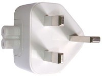 Apple Mains Plug/Duckhead, Uk