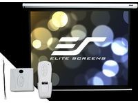 Elite Screens 4:3 244x183 White - Motor