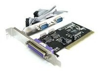 ST Labs PCI Card SERIAL 2S/PARALLEL 1P