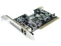 ST Labs PCI USB 2.0 + 1394a COMBO
