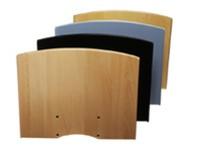 SMS Flat shelf H Grey + Consol