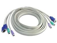 TrendNET KVTRENDnet cablerate TK-C15 /