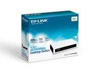 TP-Link 8 port 10/100 mini Switch, Pla