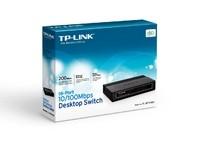 TP-Link 16port 10/100 Switch, 1U rack