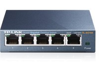 TP-Link 5 port Gigabit Switch, metal