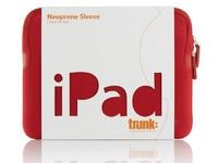Trunk iPad Sleeve Red