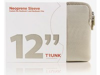 "Trunk 12"" MacBook Sleeve Gold"