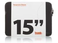 """Trunk 15\"""" MacBook Sleeve Black"""