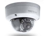 TrendNET Outdoor PoE 3MP Dome Day/