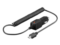 MicroConnect Car charger w.Micro USB