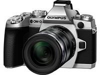 Olympus E-M1 Body 16 Mpix Silver Kit