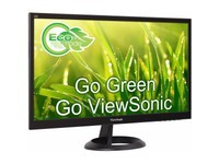 "ViewSonic 22"" (21.5\"") TFT LED Monitor"