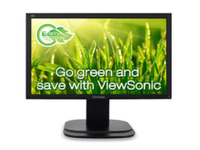"ViewSonic 20"" Wide LED Monitor"