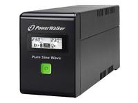 PowerWalker VI 600 SW Schuko 600VA/360W