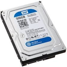 Western Digital WD Caviar Blue 500GB 7200RPM