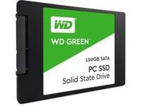 """Western Digital WD Green SSD 2.5\"""" - 120GB"""