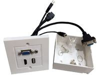 VivoLink Wall Connection Box
