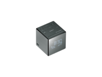 Sony Clock Radio DAB Black