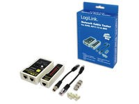 LogiLink Cable Tester with Remote Unit