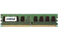 Crucial 4GB, 240-pin DIMM, DDR2