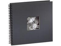 Hama Fine Art Spiral Album, grey