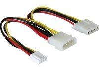 Delock Y-cable power