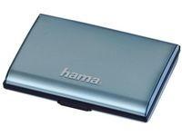 Hama Memory Card Case Fancy Blue