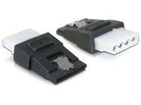 Delock SATA 4pin -> Power HDD Bu