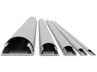 Multibrackets Uni Cable Cover Aluminu80mW