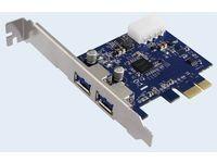 LogiLink PCI-Express Schnittstellenkart