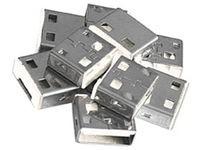Lindy USB Port Blocker White 10 pcs