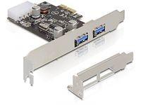 Delock 2x USB 3.0 PCI Express card