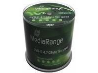 MediaRange DVD-R MediaRange 4.7GB 100pcs